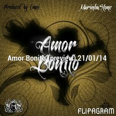 Amor Bonito (preview) 21/01/14 #Amor #Bonito #preview y #cover #official 21/01/14