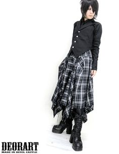 2-Way Asymmetry Tunic & Skirt / http://www.cdjapan.co.jp/products?term.shop=apparel&term.brand_id=100000102&opt.is_group_default=1&order=new