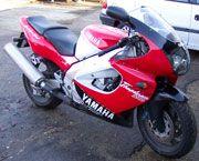 Yamaha YZF1000R Thunderace (1996 to 2002)
