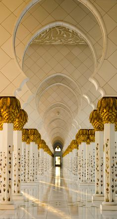 The Pillars - The Grand Mosque