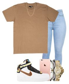 """It's been a while"" by ayepaigee ❤ liked on Polyvore featuring Givenchy, MICHAEL Michael Kors, ZeroUV, Michael Kors and NIKE"