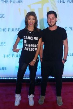 Zendaya and Val at the 2014 PULSE Final Night Gala (July 27th)