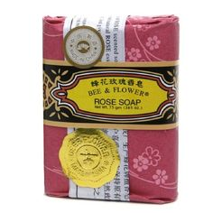 Cheap Thrill: Bee & Flower Soap