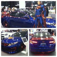 Superman car!