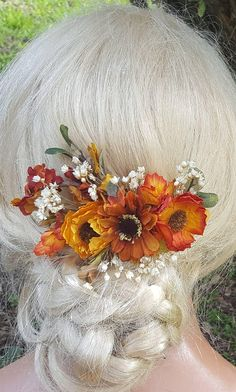 Check out this item in my Etsy shop https://www.etsy.com/listing/553144835/fall-wedding-comb-autumn-bridal-hair