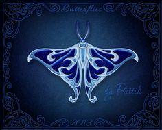 Butterflies - Doombringer by Rittik.deviantart.com on @DeviantArt