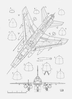 Dazzling Vintage Aircraft: The Major Attractions Of Air Festivals Airplane Sketch, Airplane Drawing, Airplane Design, Balsa Wood Models, Bomber Plane, Air Festival, Military Diorama, Aircraft Design, Technical Drawing