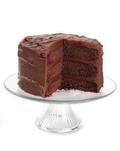 Chocolate Cake and Chocolate Icing- My Vegan Cookbook - Vegan Baking Cooking Recipes Tips