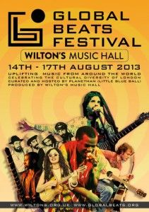 4-day Global Beats Festival #beats #Festival #London