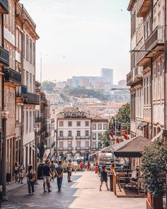 Porto is a historic and captivating city, which is quickly becoming one of the most popular and respected tourist destinations. Road Trip Portugal, Portugal Vacation, Visit Portugal, Spain And Portugal, Portugal Travel, Visit Porto, Porto City, Santorini, Voyage Europe