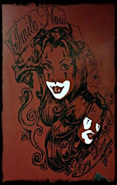 94 Best Smile Now Cry Later Images Drawings Theater Mask Tattoo