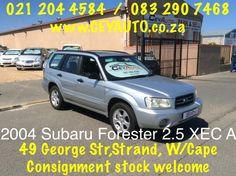 2004 Subaru Forester 2.5Xec Auto Subaru Forester, Park, Vehicles, Parks, Vehicle, Tools