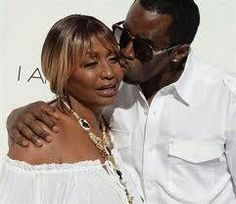 Diddy & Mom
