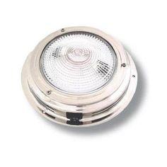 "12 volt light, just in case! :)  5.5"" Dome Light"