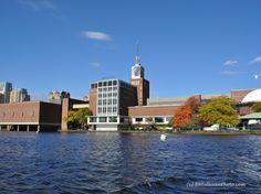 Museum of Science, Boston, Massachusetts - photo by B N Sullivan