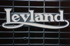 Leyland scroll logo