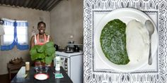 Grandmothers Cooking Around the World : Zimbabwe