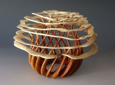 Alain Mailland - American Association of Woodturners | Flickr - Photo Sharing!