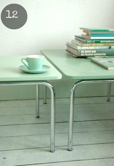 green-mint-coffe-table