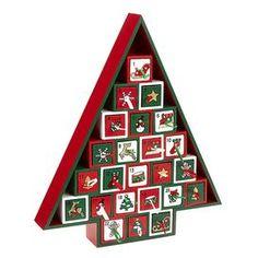 Advent Xmas Tree