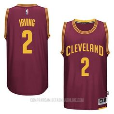 65664a5d4 Buy Cavaliers 2 Kyrie Irvin Burgundy 2016 NBA Finals Swingman Jersey from  Reliable Cavaliers 2 Kyrie Irvin Burgundy 2016 NBA Finals Swingman Jersey  ...