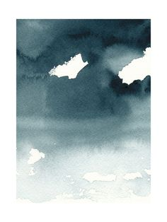 Mist Rises Over the Water Art Print - Limited Edition by Renée Anne | Minted