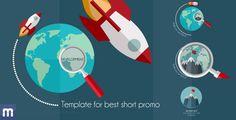 Business Rocket - Short Flat Promotion