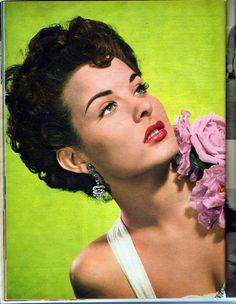 Jean Peters September 1951 Silver Screen