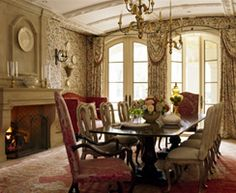 Barry Dixon - Lovely Formal Dining Room - ...if my world were perfect...