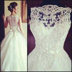 Is THE dress.  veluz reyes wedding dress