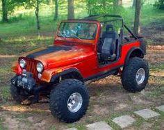 Afbeeldingsresultaat voor jeep cj7 v8
