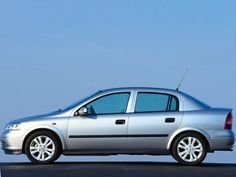 Opel Astra. Замена передней подушки двигателя на Опель Астра.