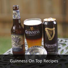Beer Layering Recipes