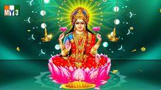 Sri Lakshmi Dwadasa Naa Stothram - Devi Stothra Mala - Goddess Lakshmi D...