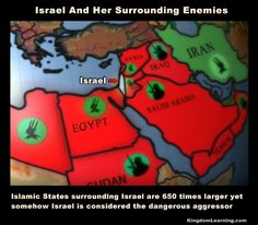 Israel and Her Enemies: A Biblical Perspecvtive