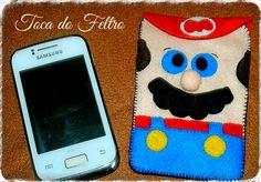 feltro, capa de celular