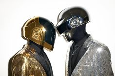 Daft Punk at my studio #5