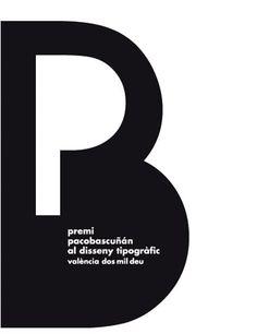 Designer and typographer, Paco Bascuñán