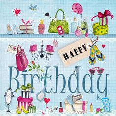Happy Birthday by Carlita Design
