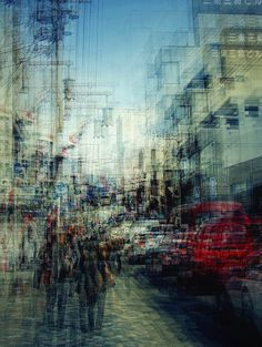 The frenzied energy of cosmopolitan streets in Cityscapes by photographer Stephanie Jung