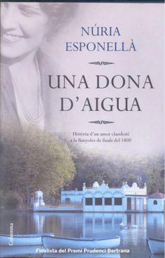Una dona d'aigua Núria Esponellà
