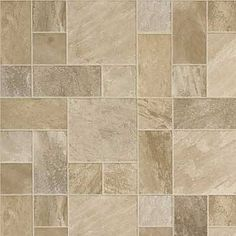 Master Bathroom Floor: Marble Tiles And Marble Mosaic Inset Tiles.  Description From Pinterest.