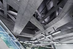 spora architects complete twin sunken stations for the budapest metro