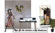 Simple tips to decorate your entrance with #Miniforms design. Check it out >> http://www.malfattistore.it/en/2016/11/3-ideas-for-your-entry-room-with-miniforms-furniture/ | #malfattistore #shoponline #interiordesign #italiandesign #entrance #light #mirror #console #madeinitaly