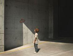 boy battles aliens- love of banksy reigns supreme