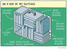 I'm on holiday from my @guardianreview cartoon for the summer. This is a…