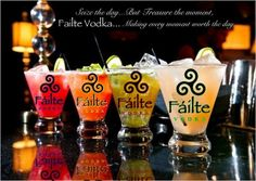 Patrick's Day can be celebrated with FÁILTE VODKA an Irish American Inspired Potato Vodka.the Best Tasting Vodka in the world Best Tasting Vodka, The Best Vodka, Gluten Free Vodka, Gluten Free Diet, Landscape Design, Garden Design, Foods That Contain Gluten, Cute Puppies And Kittens, Landscape Designs