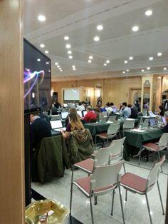 En #GoogleAcademies. Madrid, 12 y 13 de Febrero de 2014