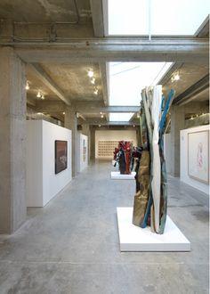 MR Architecture Warehouse Gallery