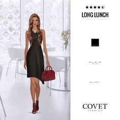 ✨Covet Fashion   Event/Theme: Long Lunch✨